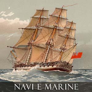 Navi, Marine e Battaglie Navali