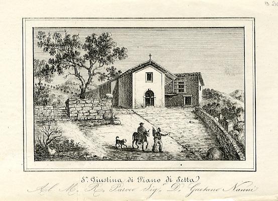 21099 Piano di Setta (Grizzana Morandi) - S. Giustina ...